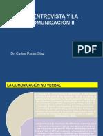 9.-La entrevista y la comunicación 2