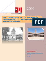 Guía didáctica Maestría en Educación Superior V.14