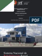 Sistema Nacional de Rehabilitación Social