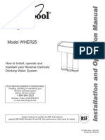 Whirlpool Filter User Guide
