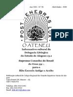 O Ateneu - Ano XXI-2