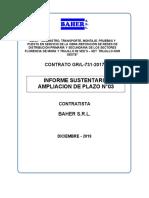 Ampliacion de Plazo X  adicionales  1.12.19- DANNY CERCADO