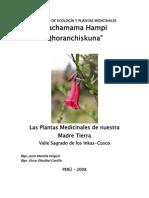 Las Plantas Medicinales de nuestra Madre Tierra - Pachamama Hampi Qhoranchiskuna