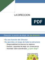 LA_DIRECCION
