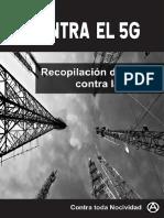 [Fanzine] Contra el 5G. Recopilación de textos contra la red 5G.