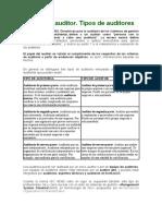 La norma ISO 19011-2002, sobre auditor