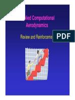 Applied Computational Aerodynamics