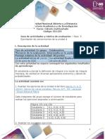 Guía de actividades y rúbrica de evaluación – Paso  5 Ejercitación de conocimientos de la unidad 4 (1)