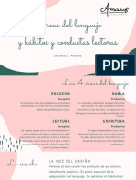 Áreas del lenguaje y hábitos y conductas lecstoras (1)