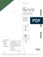 Schneider Flite 110-SA Installation Manual Oct 2019