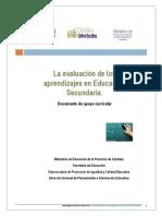 La evaluacion en la escuela secundaria.pdf