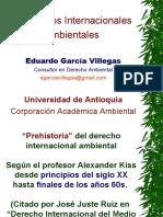 Convenios Internacionales ambiental 2011