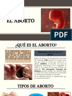 El aborto DIA