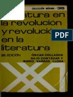 Óscar Collazos_ Julio Cortázar_ Mario Vargas Llosa - Literatura en la Revolución y Revolución en la Literatura (1981).pdf