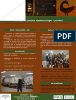 Banner Quilombo UnB