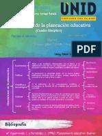 DIMENSIONES DE LA PLANEACION EDUCATIVA