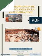 IMPORTANCIA DE LA GEOOGIA-GRUPO LOS TALADREROS