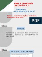 S15 2020-I_AYG_ECUACIONES DE LA RECTA EN R2