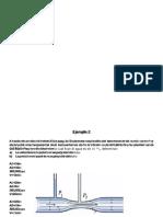 Capitulo 9-1-1 Perdidas primaria y secundarias Teorema de Bernoulli