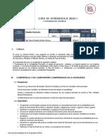 GUIA DE APRENDIZAJE - SEMANA 5