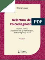 04 Relecturas Del Psicodiagnost - Helena Lunazzi
