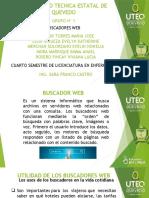BUSCADORES WEB TRABAJO GRUPAL GRUPO 1