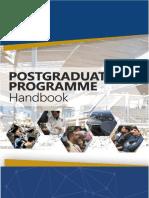Postgraduate Programme Handbook  2019.pdf