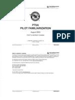 Pt6 Pilot Familiarization