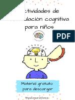 Estimulación cognitiva para  niños.pdf