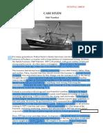 Pre seen Case Study for BM Paper 1 (HL & SL)