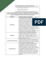 CORTOMETRAJE PROBLEMÁTICA PSICOSOCIAL CONTEXTO EDUCATIVO Y