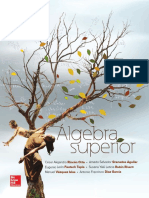 Algebra Superior - Rincon Orta, Cesar Alejandro; G