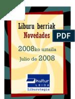 2008ko uztaila