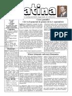 Datina - 3.07.2020 - prima pagină