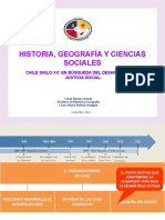 PPT CHILE SIGLO XX En búsqueda del desarrollo y la justicia social (1)