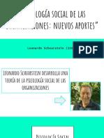 """Schvarstein (1991) """"Psicología social de las organizaciones_ nuevos aportes"""" Zubieta y Gasques.pdf"""