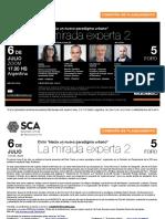 5º Conferencia SCA - Ciclo