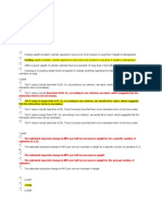 regression model Q3