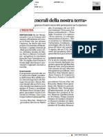 """""""Stati Generali della nostra terra"""" - Il Corriere Adriatico del 2 luglio 2020"""