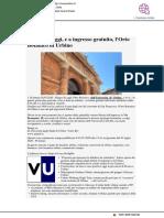 Riapre oggi, e a ingresso gratuito, l'Orto Botanico di Urbino - Vivere Urbino.it, 2 luglio 2020