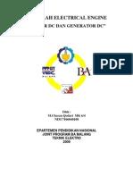 Generator Arus Searah Doc