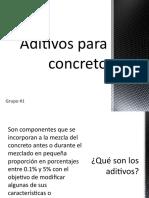 Aditivos para concreto.pptx