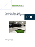 Case Study Green IT