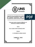 INFLUENCIA DE LAS UNIDADES DE ALBAÑILERIA TIPO PET SOBRE LAS CARACTERISTICAS TECNICAS Y ECONOMICAS DE