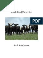 Direct-Market-Beef-AgPlan-Sample
