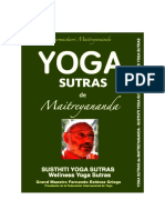 2.11. YOGA SUTRAS de Maitreyananda