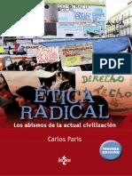Paris Carlos - Etica Radical