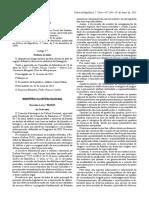Decreto Lei 90 de 2015