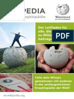 Wikipedia-Broschüre