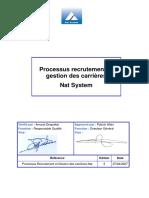 Processus recrutement et gestion des carrières Nat System.pdf